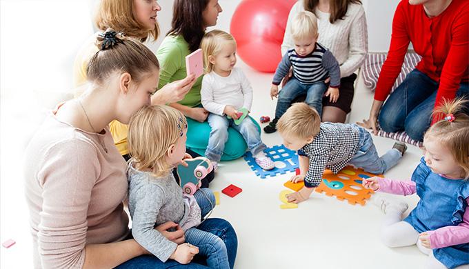 Agrément et suivi des Assistants maternels