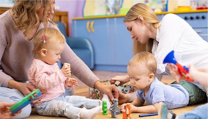 Responsabilités des encadrants des structures petite enfance